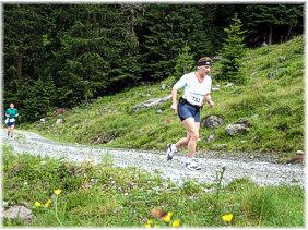 Foto: Jürgen Zudrell - Panoramagasthof Kristberg / Nordic Walking Tour / Höhentraining und Laufstrecke am Sonnenbalkon Kristberg / Das Foto wurde von Silbertal Tourismus (www.silbertal.at) bereit gestellt. / 14.06.2009 16:17:44