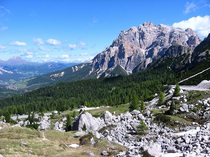 Foto: Andreas Koller / Klettersteig Tour / Via ferrata Averau neu (2649m) / Alta Badia / 16.06.2009 00:00:25