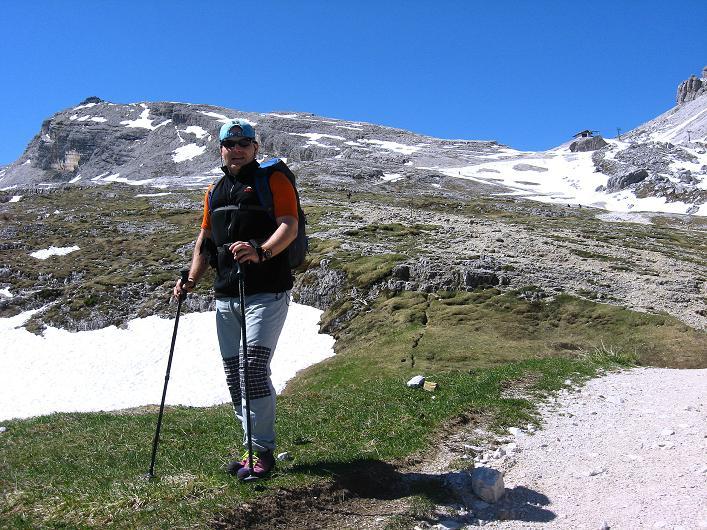 Foto: Andreas Koller / Klettersteig Tour / Via ferrata Averau neu (2649m) / 15.06.2009 23:59:00