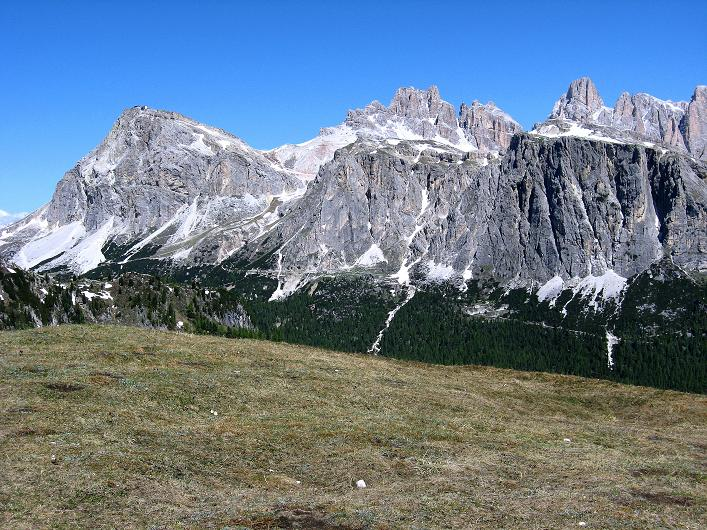 Foto: Andreas Koller / Klettersteig Tour / Via ferrata Averau neu (2649m) / Col dei Bos (2559 m), Kleiner Lagazuoi / 15.06.2009 23:58:51