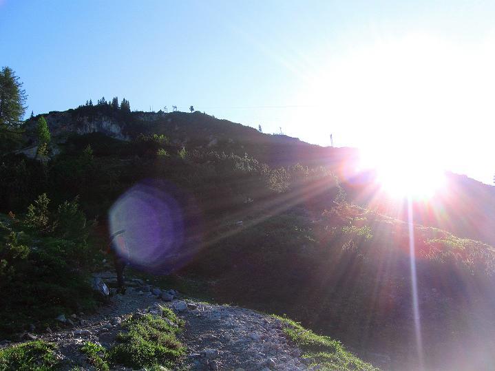 Foto: Andreas Koller / Wander Tour / Normalroute auf die Große Bischofsmütze (2459 m)  / 16.06.2009 23:36:53