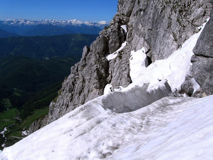 Foto: Andreas Koller / Wander Tour / Normalroute auf die Große Bischofsmütze (2459 m)  / 16.06.2009 23:34:25