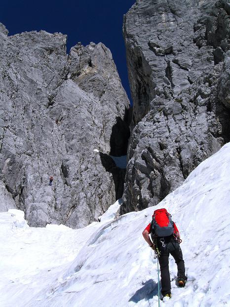 Foto: Andreas Koller / Wander Tour / Normalroute auf die Große Bischofsmütze (2459 m)  / 16.06.2009 23:32:55