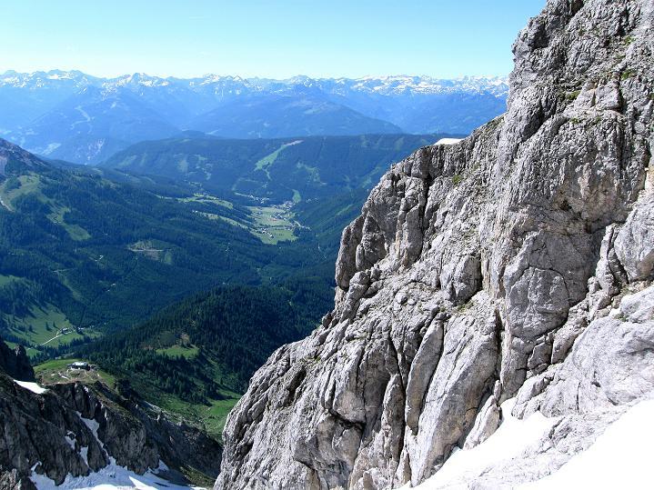 Foto: Andreas Koller / Wander Tour / Normalroute auf die Große Bischofsmütze (2459 m)  / 16.06.2009 23:32:48