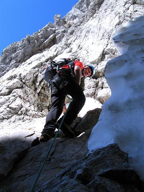 Foto: Andreas Koller / Wander Tour / Normalroute auf die Große Bischofsmütze (2459 m)  / 16.06.2009 23:30:33