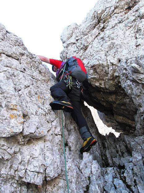 Foto: Andreas Koller / Wander Tour / Normalroute auf die Große Bischofsmütze (2459 m)  / 16.06.2009 23:30:03