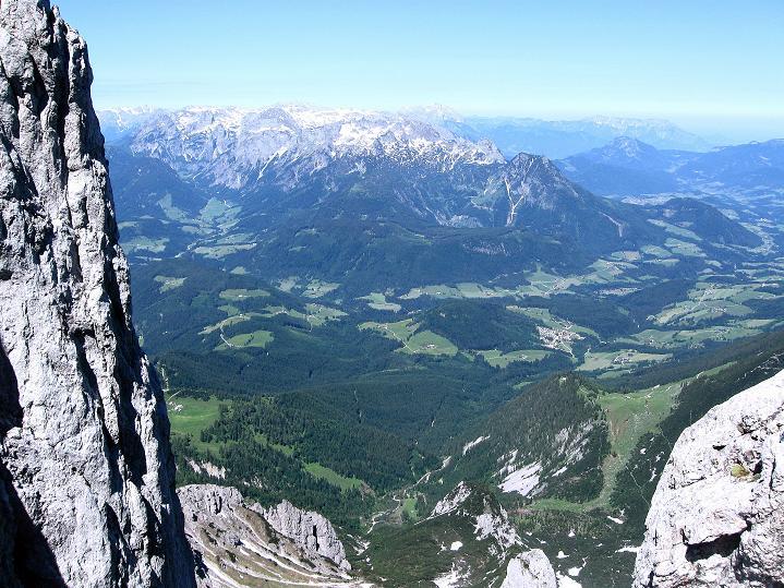 Foto: Andreas Koller / Wander Tour / Normalroute auf die Große Bischofsmütze (2459 m)  / 16.06.2009 23:29:18