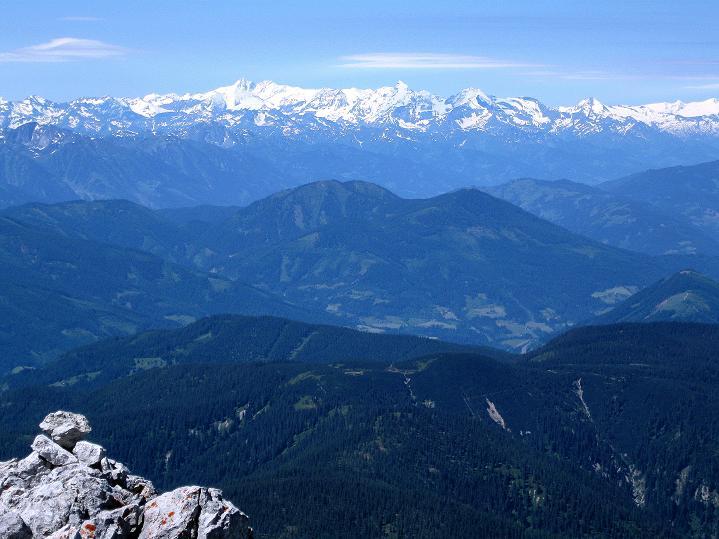 Foto: Andreas Koller / Wander Tour / Normalroute auf die Große Bischofsmütze (2459 m)  / Die Hohen Tauern / 16.06.2009 23:26:22
