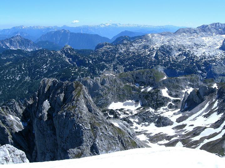 Foto: Andreas Koller / Wander Tour / Normalroute auf die Große Bischofsmütze (2459 m)  / 16.06.2009 23:26:08