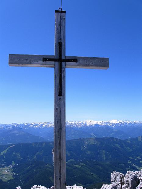 Foto: Andreas Koller / Wander Tour / Normalroute auf die Große Bischofsmütze (2459 m)  / 16.06.2009 23:24:34