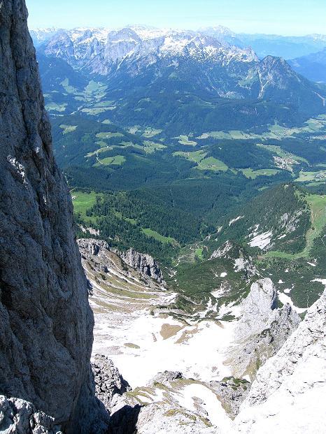 Foto: Andreas Koller / Wander Tour / Normalroute auf die Große Bischofsmütze (2459 m)  / 16.06.2009 23:23:31