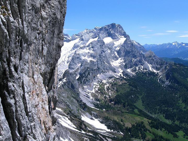 Foto: Andreas Koller / Wander Tour / Normalroute auf die Große Bischofsmütze (2459 m)  / 16.06.2009 23:22:18