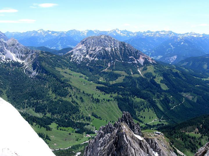Foto: Andreas Koller / Wander Tour / Normalroute auf die Große Bischofsmütze (2459 m)  / 16.06.2009 23:21:25