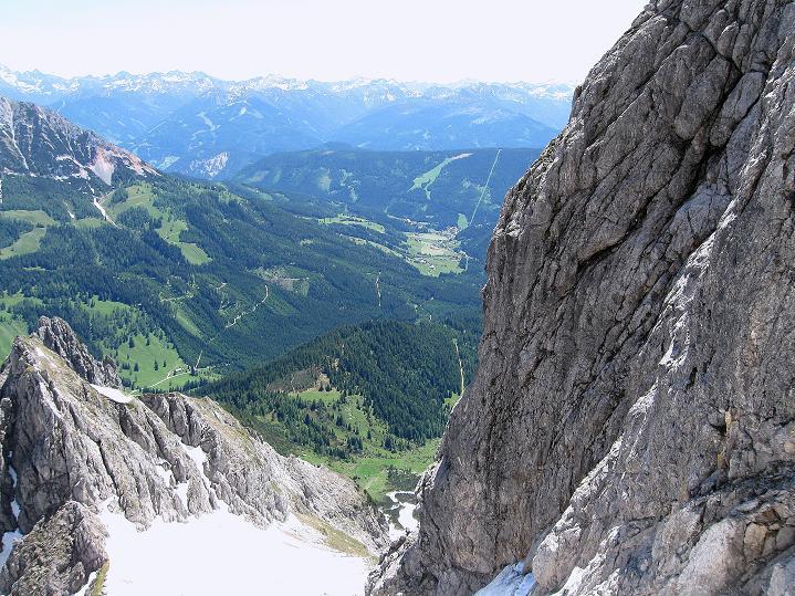 Foto: Andreas Koller / Wander Tour / Normalroute auf die Große Bischofsmütze (2459 m)  / 16.06.2009 23:20:50