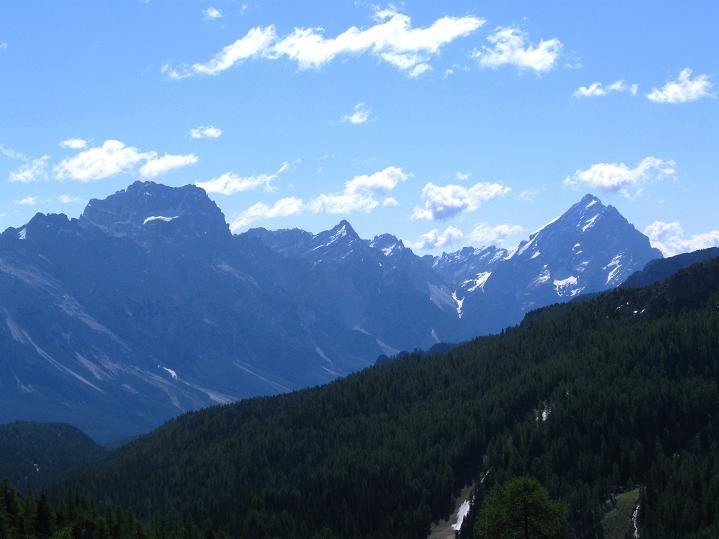 Foto: Andreas Koller / Klettersteig Tour / Via ferrata Col dei Bos / Via ferrata della Piramide (2559m) / 19.06.2009 23:41:52