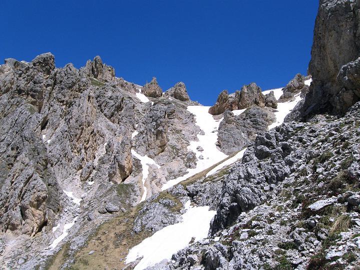 Foto: Andreas Koller / Klettersteig Tour / Via ferrata Col dei Bos / Via ferrata della Piramide (2559m) / 19.06.2009 23:33:15