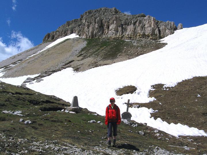 Foto: Andreas Koller / Klettersteig Tour / Via ferrata Col dei Bos / Via ferrata della Piramide (2559m) / 19.06.2009 23:23:45