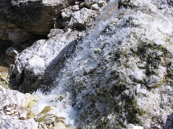 Foto: Andreas Koller / Klettersteig Tour / Via ferrata Col dei Bos / Via ferrata della Piramide (2559m) / 19.06.2009 23:22:06