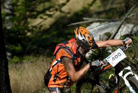 Foto: Romana Koeroesi / Mountainbike Tour / MTB Granitbeisser Marathon 5. September 2009 / 16.06.2009 12:26:37