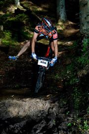 Foto: Romana Koeroesi / Mountainbike Tour / MTB Granitbeisser Marathon 5. September 2009 / 16.06.2009 12:26:40