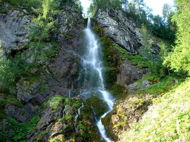 Foto: Manfred Karl / Klettersteig Tour / Hohe Warte – Weg der 26er - Überschreitung aus dem Wolayer Tal  / 17.07.2009 17:29:02