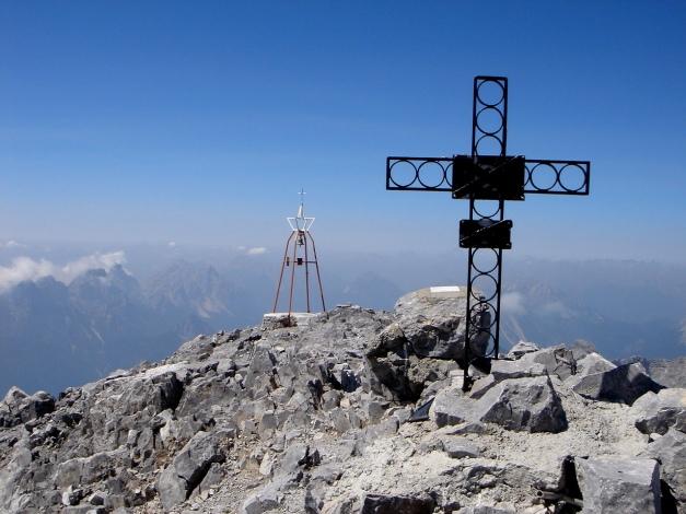 Foto: Manfred Karl / Klettersteig Tour / Hohe Warte – Weg der 26er - Überschreitung aus dem Wolayer Tal  / 17.07.2009 17:34:20