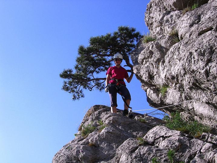 Mödlinger Klettersteig : Fotogalerie tourfotos fotos zur klettersteig tour mödlinger