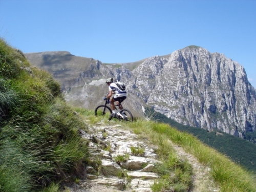 Foto: barbonis / Mountainbike Tour / Val di Panico / 19.06.2009 23:10:24
