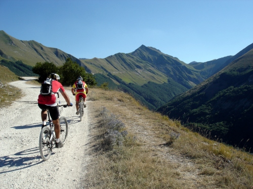 Foto: barbonis / Mountainbike Tour / Infernaccio / 20.06.2009 12:50:22
