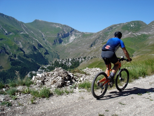Foto: barbonis / Mountainbike Tour / Castelmanardo / 20.06.2009 15:55:29