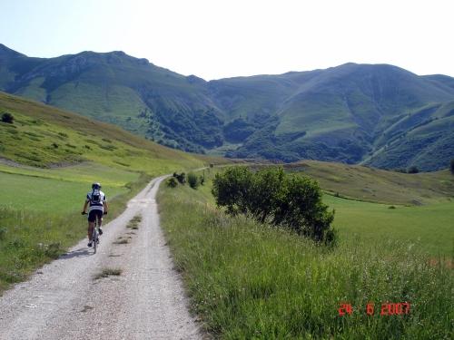 Foto: barbonis / Mountainbike Tour / Pian Perduto / 20.06.2009 16:08:19