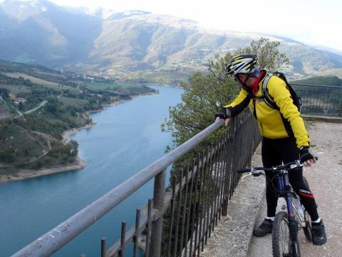 Foto: barbonis / Mountainbike Tour / Fiastra / 21.06.2009 10:55:45