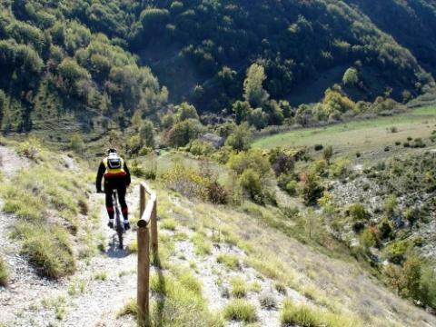 Foto: barbonis / Mountainbike Tour / Fiastra / 20.06.2009 22:58:38