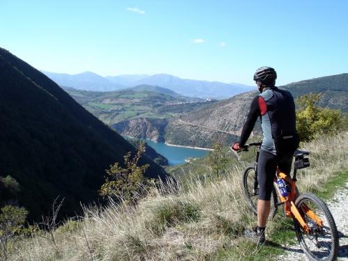 Foto: barbonis / Mountainbike Tour / Fiastra / 20.06.2009 22:58:47