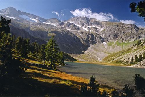 Foto: Redaktion Salzburg / Wander Tour / Karwassersee am Rande des Nationalparks Hohe Tauern / Der Karwassersee am Rande des Nationalparks Hohe Tauern / 30.07.2009 11:06:36