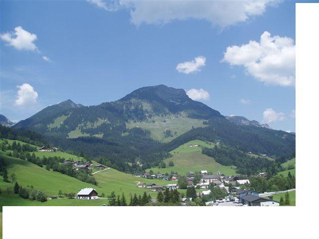 Foto: tvb-russbach / Wander Tour / Über den