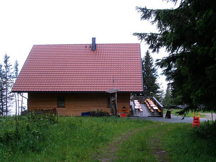 Foto: Andreas Koller / Wander Tour / Lavanttaler Impressionen auf der Koralpe (2140m) / Godingerhütte / 01.07.2009 01:24:55