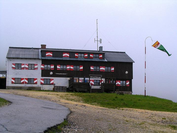 Foto: Andreas Koller / Wander Tour / Lavanttaler Impressionen auf der Koralpe (2140m) / Beim Koralpenhaus / 01.07.2009 01:22:58