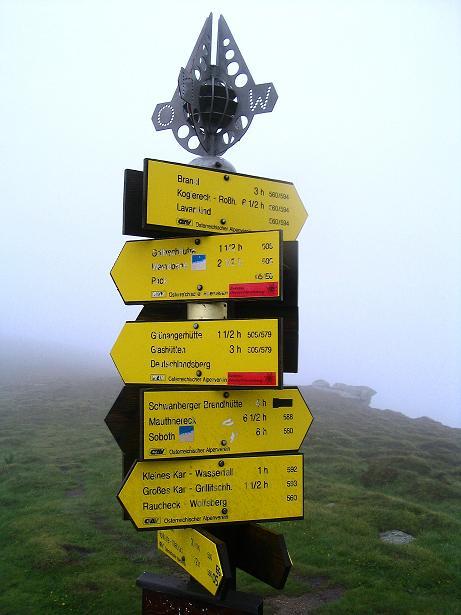 Foto: Andreas Koller / Wander Tour / Lavanttaler Impressionen auf der Koralpe (2140m) / 01.07.2009 01:19:36