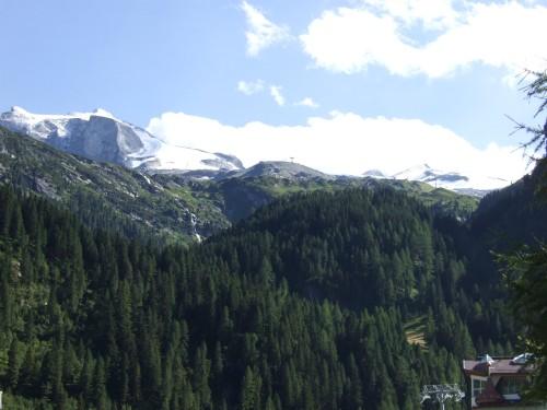 Foto: hofsab / Mountainbike Tour / Rund um den Olperer über Tuxer Joch (2338 m) - 3 Tagestour / Auffahrt nach Hintertux / 26.08.2009 20:04:07