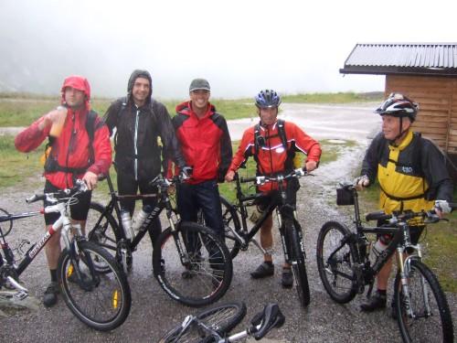 Foto: hofsab / Mountainbike Tour / Rund um den Olperer über Tuxer Joch (2338 m) - 3 Tagestour / rein in die warme Stube / 26.08.2009 20:05:12