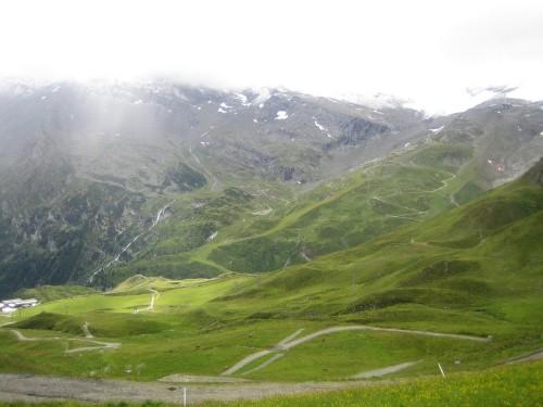 Foto: hofsab / Mountainbike Tour / Rund um den Olperer über Tuxer Joch (2338 m) - 3 Tagestour / 2. Tag: Aufbruch zum Tuxer Joch (2338 m) / 26.08.2009 20:05:41