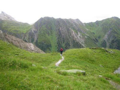 Foto: hofsab / Mountainbike Tour / Rund um den Olperer über Tuxer Joch (2338 m) - 3 Tagestour / ....herrlich / 26.08.2009 20:07:21
