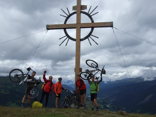 Foto: hofsab / Mountainbike Tour / Rund um den Olperer über Tuxer Joch (2338 m) - 3 Tagestour / Abstecher auf den Sattelberg (2115 m) / 26.08.2009 20:13:02