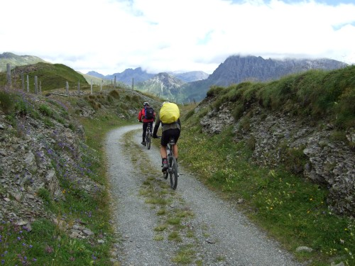 Foto: hofsab / Mountainbike Tour / Rund um den Olperer über Tuxer Joch (2338 m) - 3 Tagestour / 26.08.2009 20:16:58