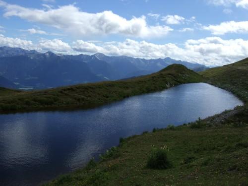 Foto: hofsab / Mountainbike Tour / Rund um den Olperer über Tuxer Joch (2338 m) - 3 Tagestour / sensationelle Panoramastraße! / 26.08.2009 20:17:28