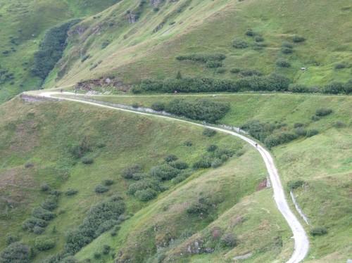 Foto: hofsab / Mountainbike Tour / Rund um den Olperer über Tuxer Joch (2338 m) - 3 Tagestour / Herz was willst du mehr / 26.08.2009 20:26:12