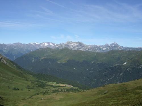 Foto: hofsab / Mountainbike Tour / Rund um den Olperer über Tuxer Joch (2338 m) - 3 Tagestour / mit Panorama vom Feinsten / 26.08.2009 20:30:00