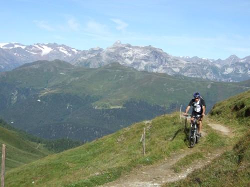 Foto: hofsab / Mountainbike Tour / Rund um den Olperer über Tuxer Joch (2338 m) - 3 Tagestour / 26.08.2009 20:30:37