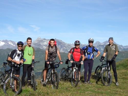 Foto: hofsab / Mountainbike Tour / Rund um den Olperer über Tuxer Joch (2338 m) - 3 Tagestour / am Schlüsseljoch auf 2212 m / 26.08.2009 20:31:01